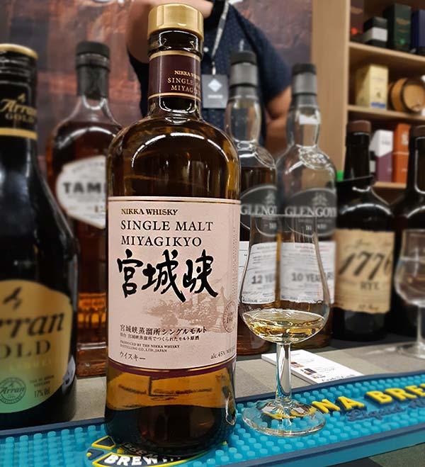 Nikka Miyagikyo Single Malt Whisky Review