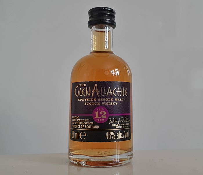 The GlenAllachie 12 Year Old Single Malt Whisky Review