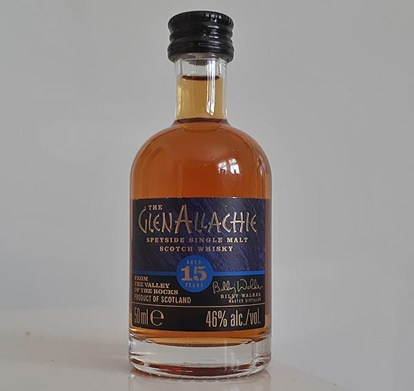 The GlenAllachie 15 Year Old Single Malt Whisky Review